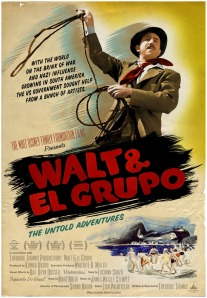 Walt & el Grupo movie poster
