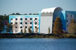 Disney's Art of Animation Resort Building 4 in the Finding Nemo Area