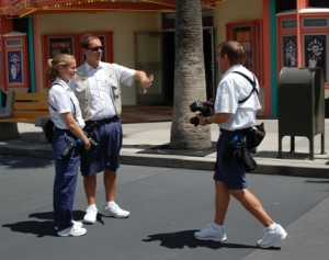Photopass photographers at Walt Disney World Resort