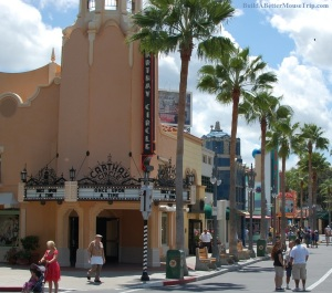 Carthay Circle Theatre replica at Disney's Hollywood Studios